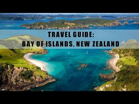 Visiting The Stunning Bay Of Islands, New Zealand