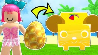 Roblox: Insanely Rare Golden Pet Challenge!!! - Pet Simulator [2]