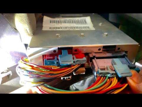 How to change the ECU and PROM on an 88-95 Chevrolet or GMC truck
