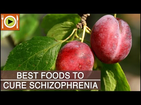 Best Foods to Cure Schizophrenia | Including Vitamin B3, Antioxidants & Omega 3 Rich Foods