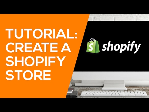 How to Create a Shopify Dropshipping Store Using Oberlo & Aliexpress (In 30 Minutes!)