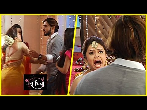 Gopi Throws Her Son Rocky Out Of Modi House   Saath Nibhana Saathiya   TellyMasala