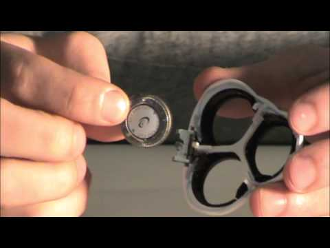 How To Replace The HQ8 Replacement Blades On Your Norelco Shaver