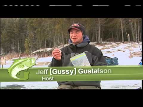 Fishing with Gussy: Brook Trout on Ice