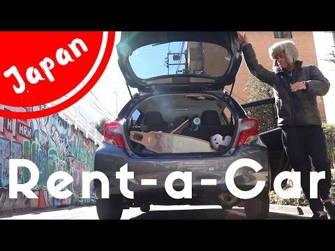 DONT take the TRAIN | JAPAN Travel | Car Story