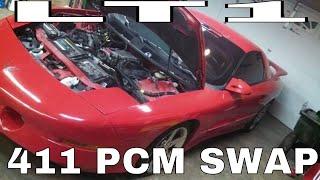 411 Pcm Swap Kit