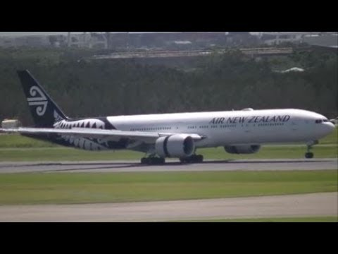 Fantastic Heavy Planespotting At Brisbane Airport: 777, A350, 787, A330, 767 and more!