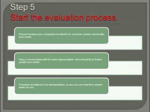 7 Steps to Choosing the Right Accounting Software