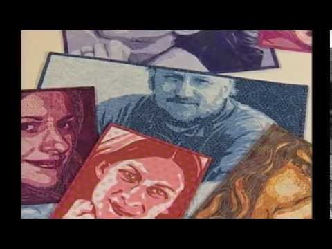 Quilting Portraits for Beginners