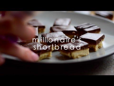 millionaire's shortbread by Weronika Madejska / GF / V