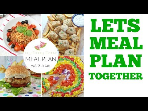 Meal Planning Help for 2018!