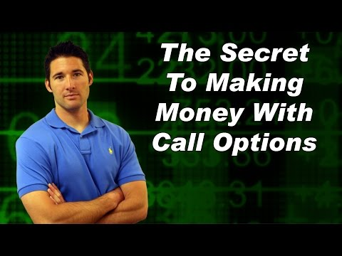 call options trading -  The Secret To Making Money With Call Options