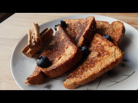 Cinnamon Spice French Toast | Breakfast Recipes | The Sweetest Journey
