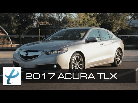 2017 Acura TLX - Advanced Package - Cinematic Review