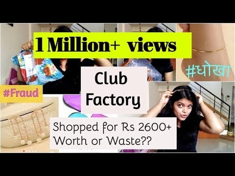 CLUB FACTORY HAUL | ARE CLUB FACTORY PRODUCTS GOOD/ TRUSTED?? BAG/ EARRING/ HAIR ACCESSORIES REVIEW