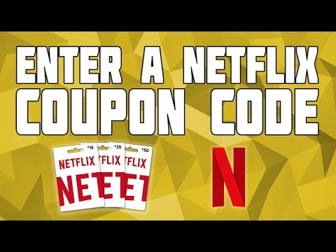 Use a Netflix Gift Card on Your Account! How to Use a Netflix Code Voucher Code!