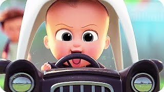 THE BOSS BABY Trailer 2 (2017) Alec Baldwin Animated Movie
