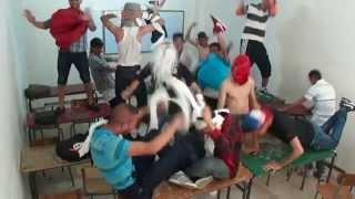 Harlem Shake In Chlef ( Lycée Salam ) Le Grand Choc !!