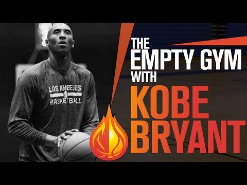 BASKETBALL MOTIVATION: The Empty Gym with Kobe Bryant