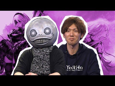 Nier: Automata Let's Play With Developers Yoko Taro And Takahisa Taura