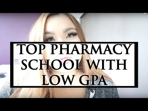 ACCEPTED TO TOP PHARMACY SCHOOL W/ LOW GPA l PREPHARMACY Q&A II
