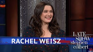 Rachel Weisz Defends The