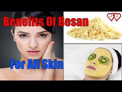 5 Beauty Benefits Of Besan For All Skin Types