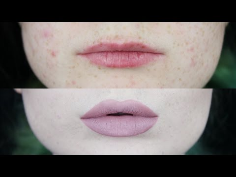 How to make your lips look bigger | by Ilona