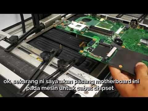 Tukar Graphic Chipset Baru - FR Laptop Service