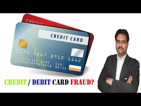 Credit or Debit Card Fraud? | Online Hack? | Stay Safe by Various Topics