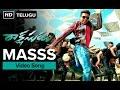 Masss Video Song I Rakshasudu Suriya Nayantara