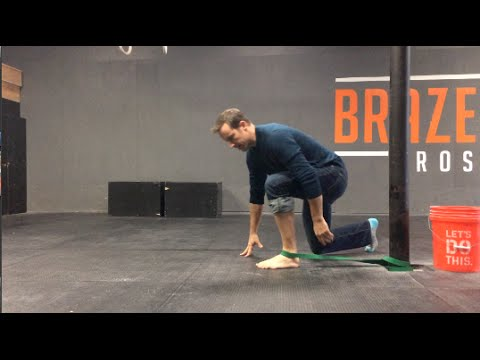 The 2 Minute Fix: Ankle Mobility