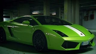 The Lamborghini Gallardo Balboni - DIY Top Gear - Top Gear Uncovered