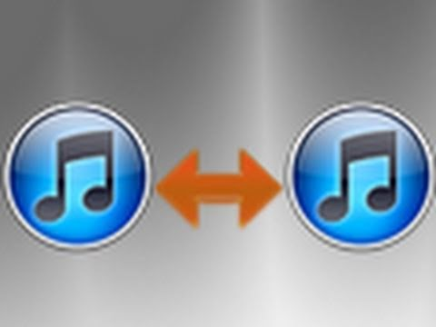 Transfer iTunes Library To Another Computer & Restore Your Old Library - TuneSwift