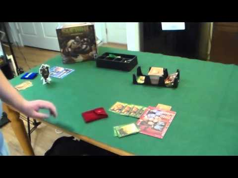 Board Game Review and Gameplay Demo - Sheriff of Nottingham