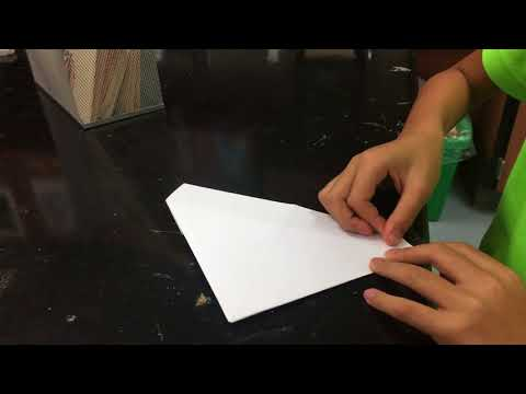 How to make a paper boat/puppet!!!👍🏾