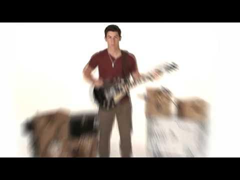 Nick Jonas-Quaker Chewy Granola Bars