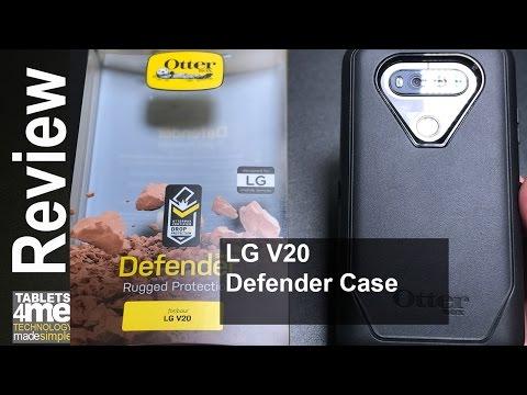 LG v20 Defender Case from Otterbox