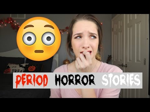 STORYTIME: PERIOD HORROR STORIES! (my tampon got stuck??)