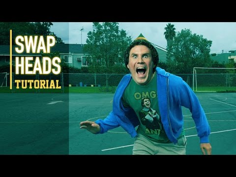 After Effects Tutorial  - Swapping Heads