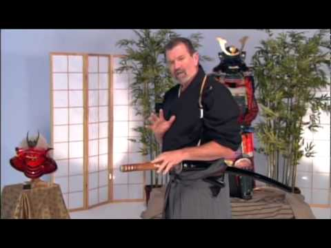 On Samurai Swords and Clothing - James Williams Sensei, Nami ryu