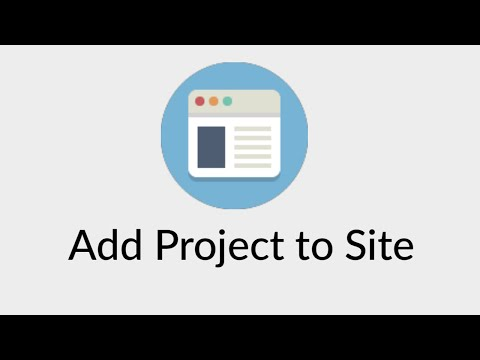 ePortfolios in Wordpress: Add a Project