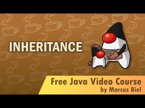Java for Beginners 17 - Inheritance