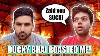DUCKY BHAI ROASTED ME! | MY RESPONSE