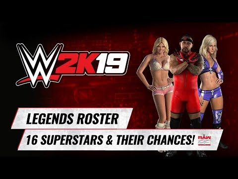 WWE 2K19: 16 RAW 25 Legends & Their Chances Of Making The Game