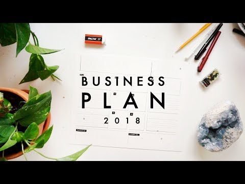 Business Planning for Illustrators! | 2018