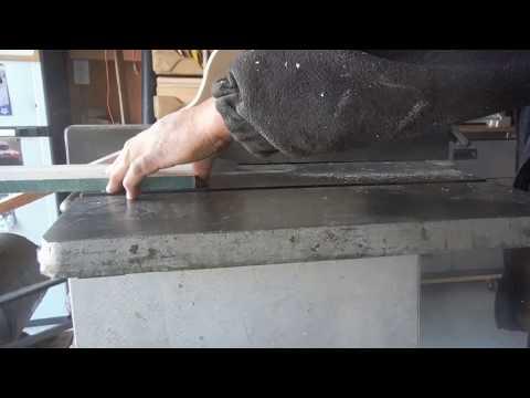 Rockwell beaver table saw restoration
