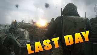 WW2 Beta Last Day