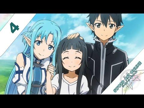 Sword Art Online: Lost Song English Walkthrough PS3 / PS VITA 4 - Family Photo