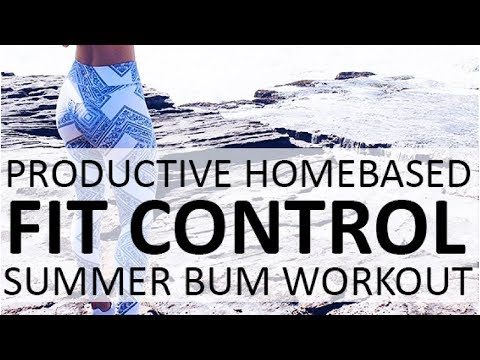 🍑 How to Get a Big Bum For Summer?  This Intense Workout Delivers Crazy Results! You'll Turn Heads..